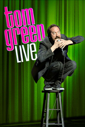 TOM-Green-Live-Poster